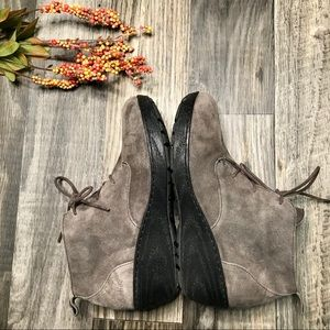B.O.C. Wedge Ankle Booties -11M